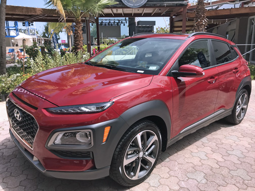 weekend wheels 18 hyundai kona a fit for active lifestyles of all kinds news is my business. Black Bedroom Furniture Sets. Home Design Ideas
