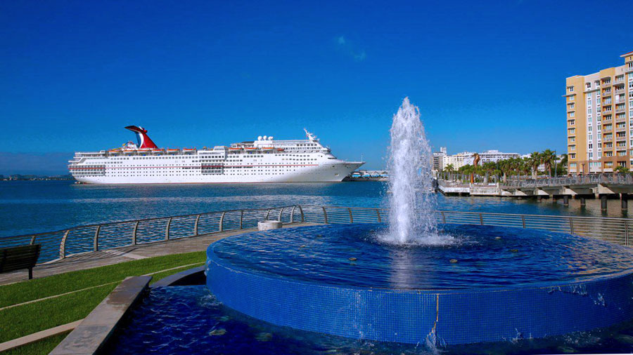 Gov T Strikes Partnership With Norwegian Cruise Line To