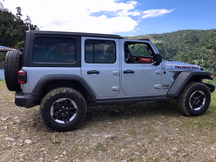Weekend Wheels Jeep Wrangler Rubicon Has All Bells Whistles Of