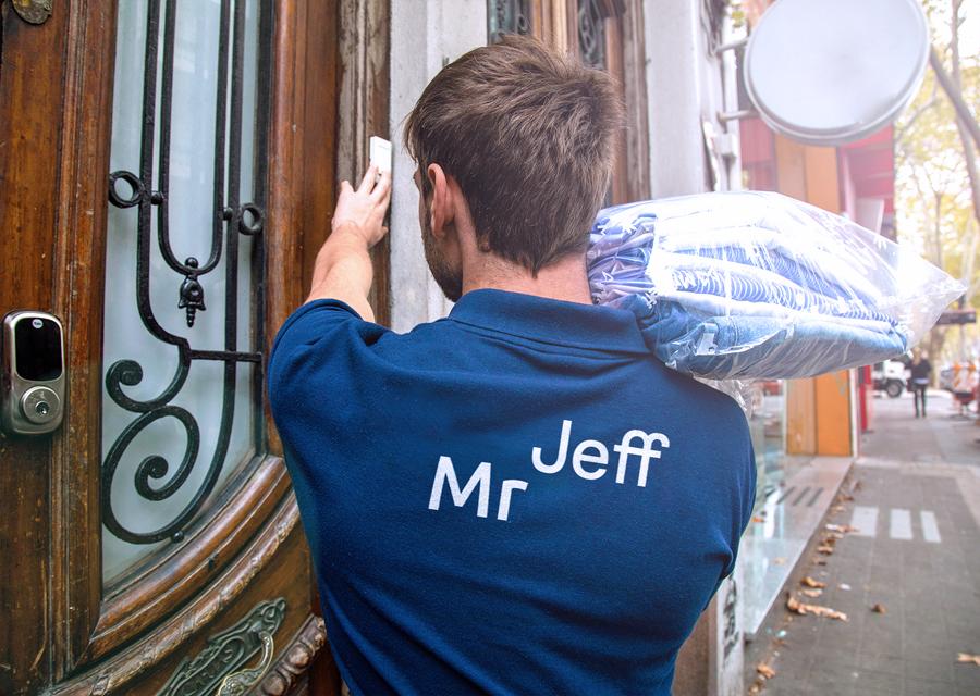 Entrepreneurs To Open 15 Mr  Jeff Laundry Service