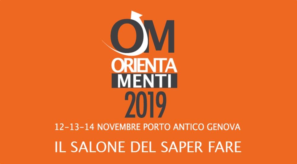 Grande successo per il salone OrientaMenti a Genova 2019