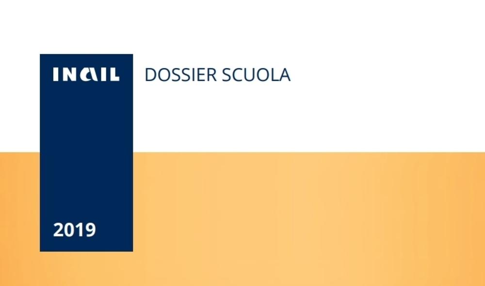 Dossier Scuola 2019, l'Inail pubblica la nuova edizione