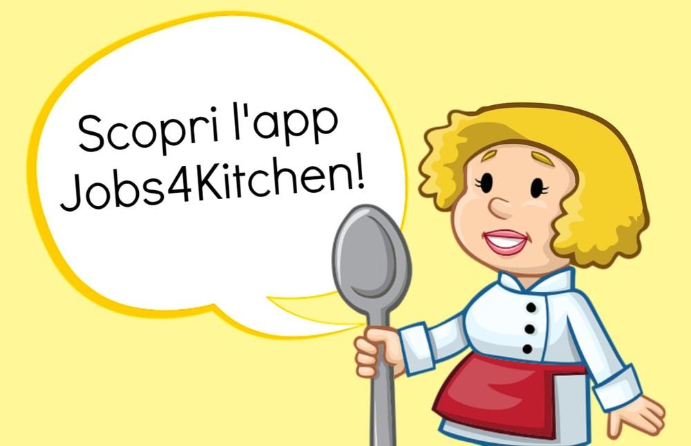 Jobs4Kitchen, l'app trova lavoro per studenti delle scuole alberghiere