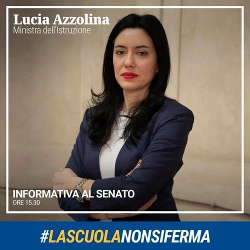 Lucia Azzolina foto