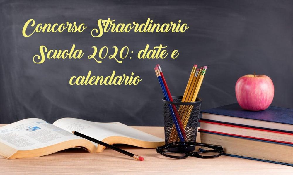 Concorso Straordinario Scuola, date in Gazzetta Ufficiale e calendario delle prove