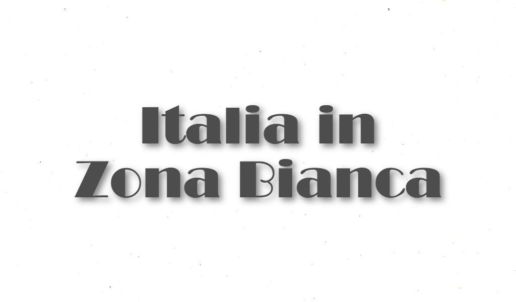 Dal 21 giugno quasi tutta Italia in Zona Bianca
