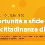 Webinar Ministero Istruzione Ottobre 2021