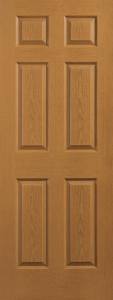 Brown Six Panel