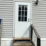Cottage Door Installed