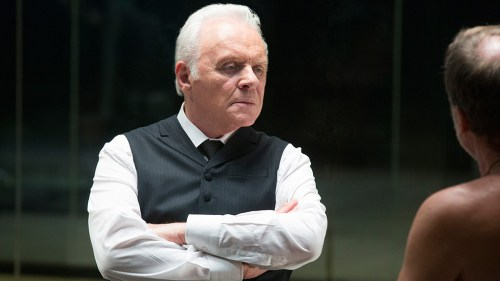 Anthony Hopkins as Dr. Robert Ford cofounded Westworld over thirty years prior to the beginning of the show's timeline.