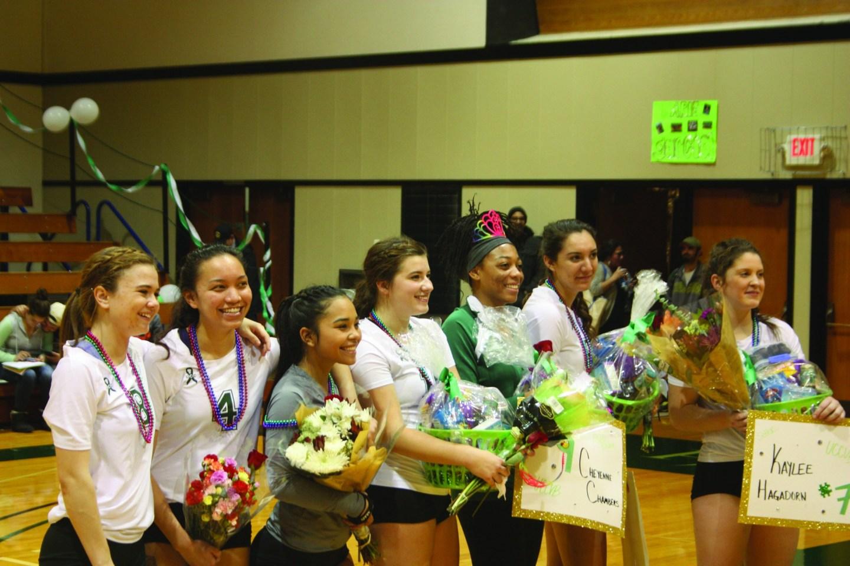 volleyball team #2