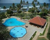 Coral Garden Hotel, Hikkaduwa - Pool view