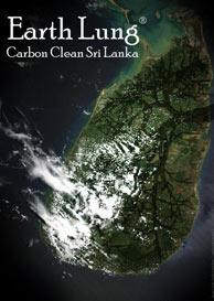 Earth Lung - Carbon Clean Sri Lanka