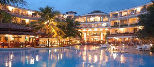 Eden Resort and Spa - main