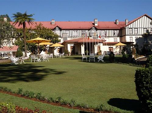 Grand Hotel, Nuwara Eliya, Sri Lanka