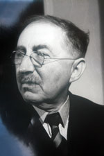 E. M. Forster remembered: Photo study by Jane Bown