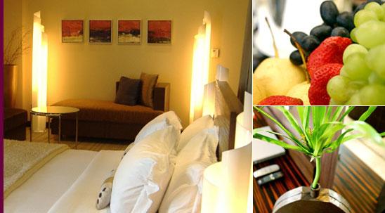 Cinnamon Grand Hotel Colombo Sri Lanka - Rooms