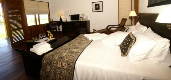 Rooms at the Bay Beach Hotel Weligama Sri Lanka