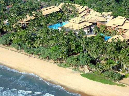 Royal Palms Beach Hotel, Kalutara, Sri Lanka