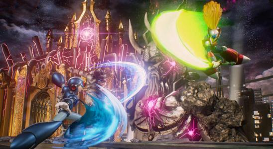 Marvel Vs Capcom Infinite Test