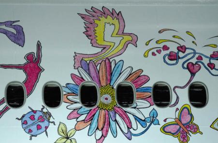 嵐 大野 デザイン 飛行機 画像
