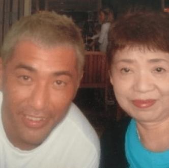 清原和博 母親 画像