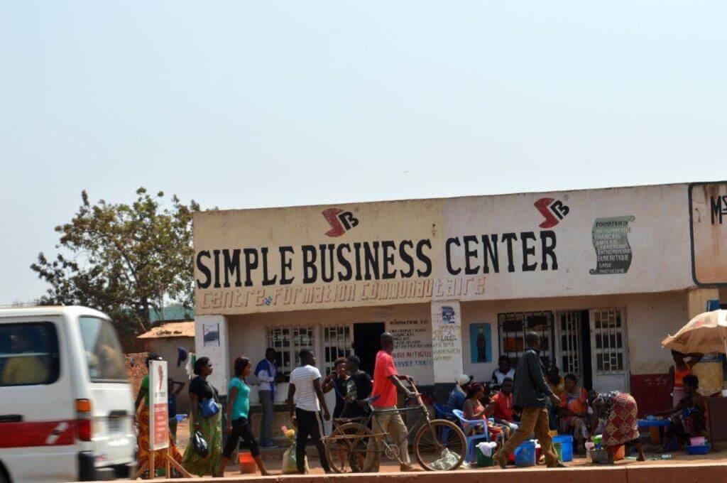 Social Business à Kisanga