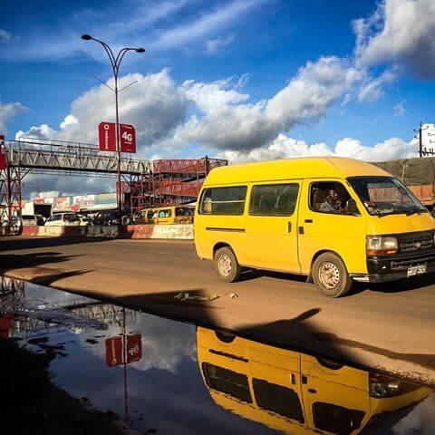 Une peur bleue des taxis jaunes ?