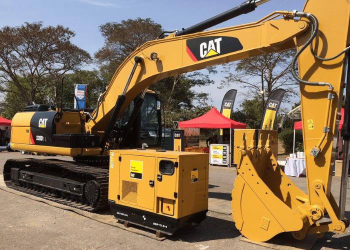 Congo Equipment: les offres de location