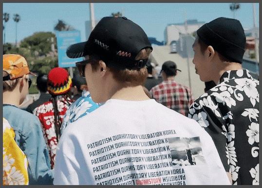 原爆Tシャツ 意味2