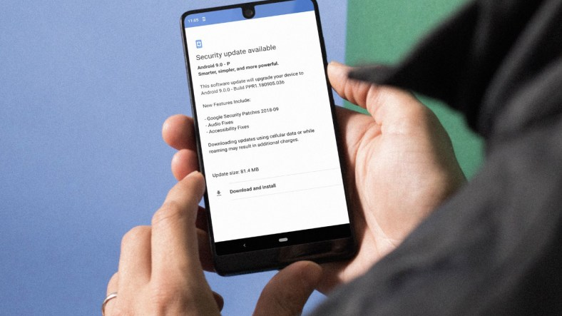 New Security Update Download Available for Android 9 Devices - News Lair