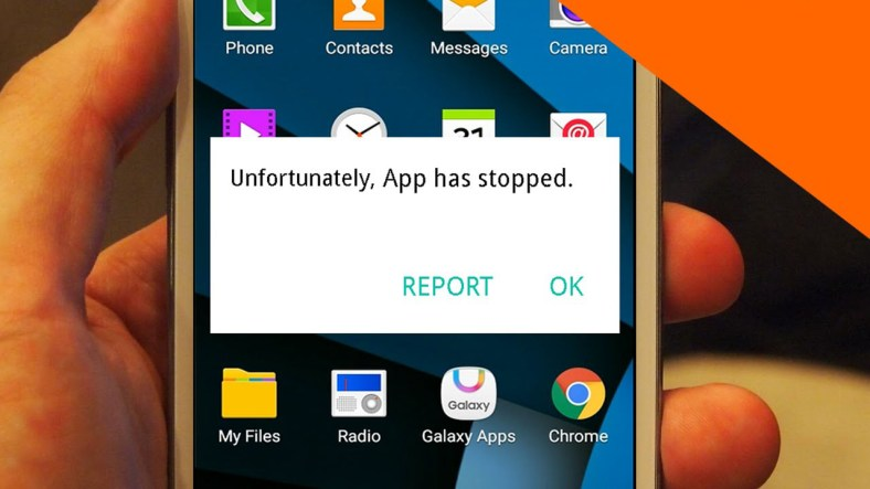 How To Get Rid Of The 'Unfortunately app has stopped' Errors