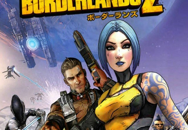borderlands low fps issue