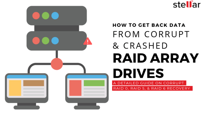 How to Get Files off A Corrupted or Crashed RAID Hard Drive on Windows OS