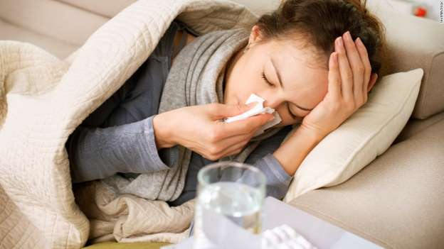 Why Colds and Flu Seldom Strike at Same Time