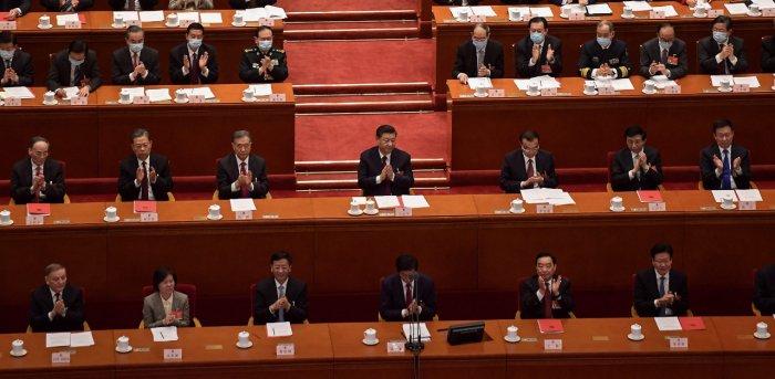 China slashes Hong Kong legislature