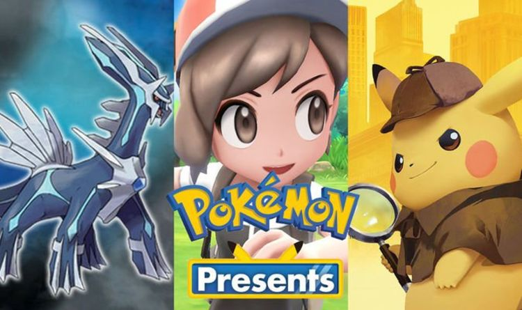 Pokemon Direct 2021: Diamond Pearl remakes AND Sinnoh feudal reboot REVEALED