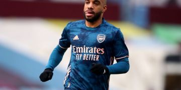 Arsenal star Alexandre Lacazette 'at centre of three-way transfer battle'