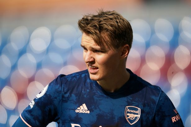 Martin Odegaard 'makes decision on Arsenal future' in admission to close circle