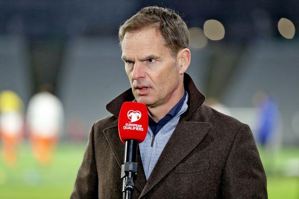 De Boer's response clear after Van de Beek failed to follow Man Utd advice