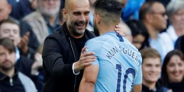"Pep Guardiola breaks silence on ""irreplaceable"" Sergio Aguero's Man City exit"