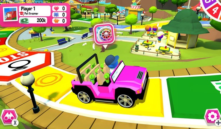 The Game Of Life 2 Goes For A Spin On Switch eShop Today