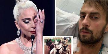 Lady Gaga left 'emotional and grateful' after dog walker's terrifying dog-napping ordeal
