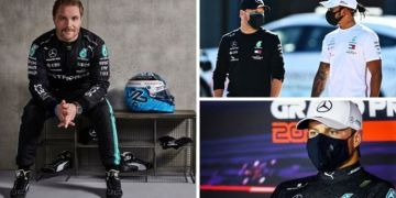 Valtteri Bottas outlines Lewis Hamilton title plans as Finn looks to take Brit's F1 crown
