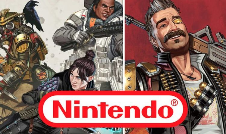 Apex Legends Nintendo Switch release date, launch time, free skin, Chaos Theory event NEWS