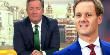 Dan Walker erupts at Piers Morgan as he says GMB boss should have 'dragged him off set'