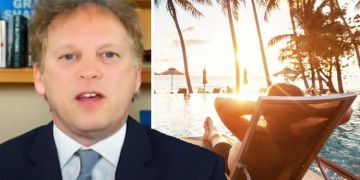 Holiday warning: Grant Shapps claims April 12 will give 'answers' to Brits hoping to book