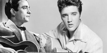 Johnny Cash and Elvis Presley: Were The Man in Black and The King friends? 'A lot of fun'