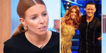 Stacey Dooley talks how Kevin Clifton romance was not planned 'It's such a cliché'