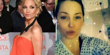 Sarah Harding told by doctor Christmas was 'probably her last' as cancer spreads to spine
